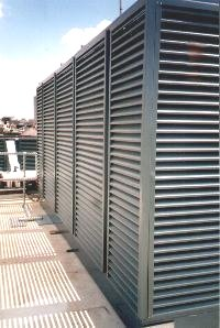 Louvres Amp Enclosures Air Handling Equipment